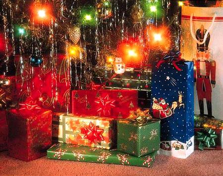 новогодние подарки (450x355, 73Kb)