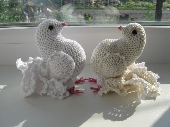 Голуби от Ями, свадебный