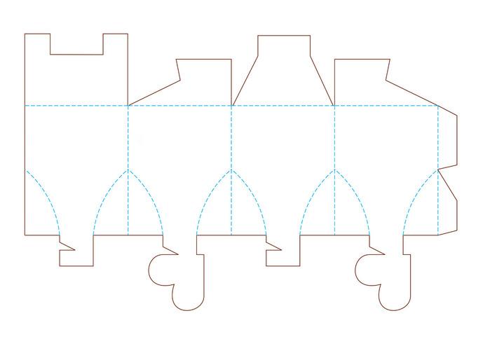 """Схема бонбоньерку """" формы и бланки для всего"""