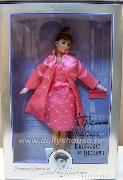 А Одри Хепберн вот, только это не тоннер, а Барби (Mattel)