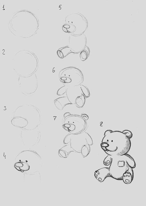 На днях лазила в интернете, нашла несколько схем рисунков.  Может кому пригодится.  Вот такие вот мультяшки.