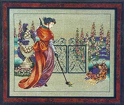MD009 My Lady's Garden (432x367, 50Kb)