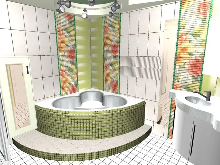 Дизайн ванной комнаты фотогалерея