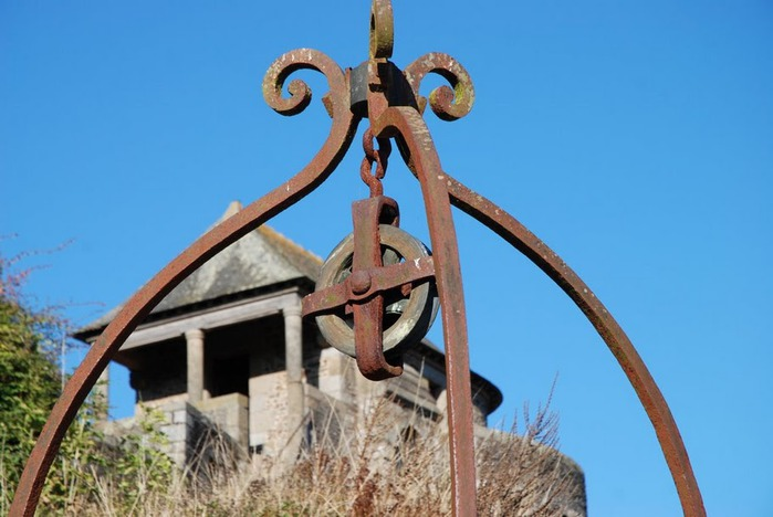 Фужер (Fougeres) — старинный город-крепость с 13 башнями в Бретани 12856