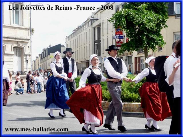 Национальная Одежда Франции