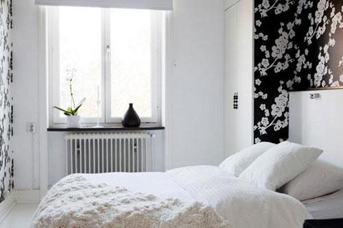 гостинные интерьер в черно белом цвете фото.