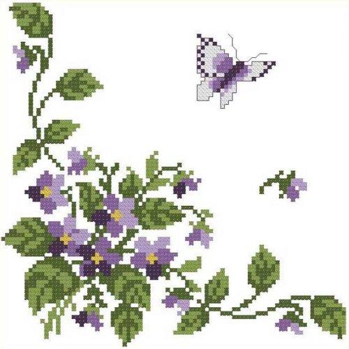 Часть 2 - Учимся делать цветы