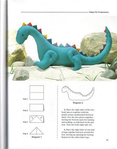 динозавр6 (402x512, 40Kb)