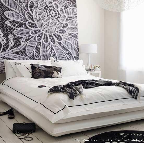 Как обновить и декорировать изголовье кровати - фото-идеи.