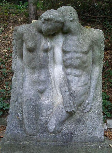 Friedhof Heerstraße, Berlin um 1928 Arbeit (1928). Deutsch Wikipedia…