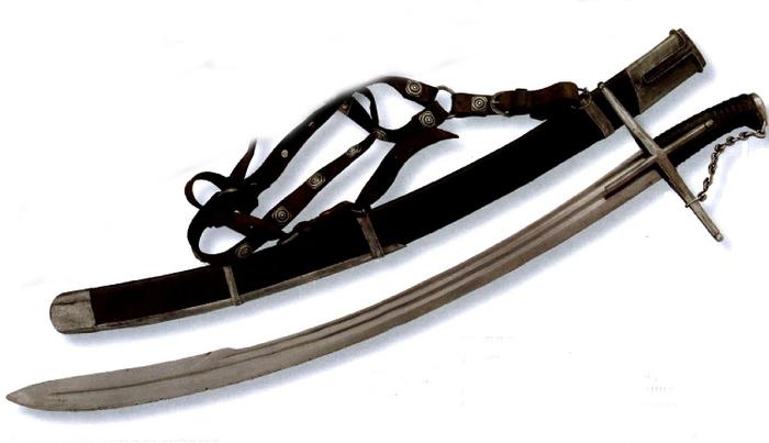 04 сабля венгерско-польская (700x403, 98Kb)