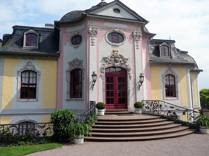 Замки Дорнбург-на-Заале 77285