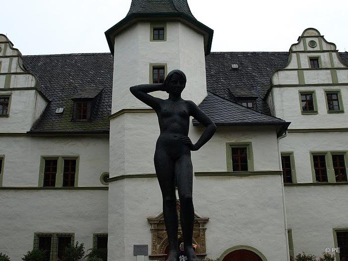 Замки Дорнбург-на-Заале 81230