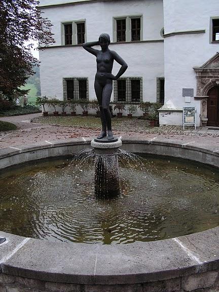 Замки Дорнбург-на-Заале 76649