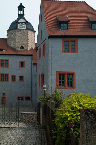 Замки Дорнбург-на-Заале 83692