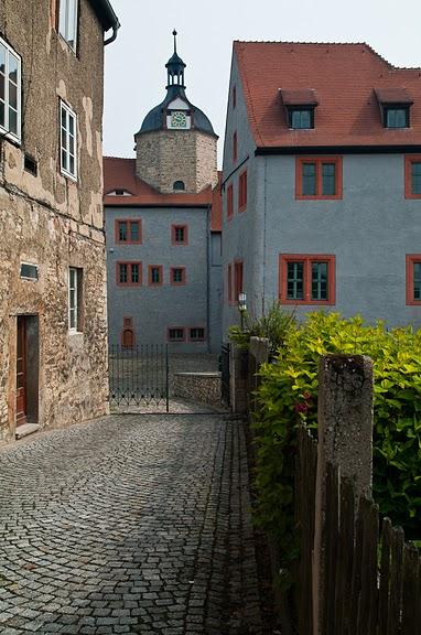 Замки Дорнбург-на-Заале 53562