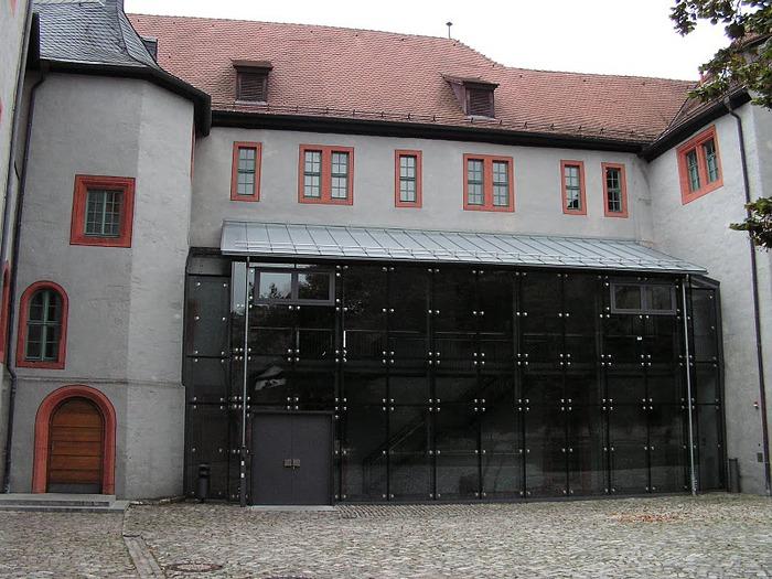 Замки Дорнбург-на-Заале 96308