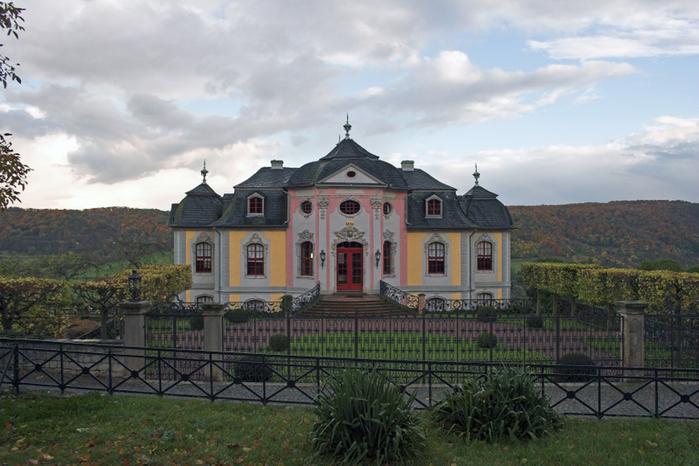 Замки Дорнбург-на-Заале 75249
