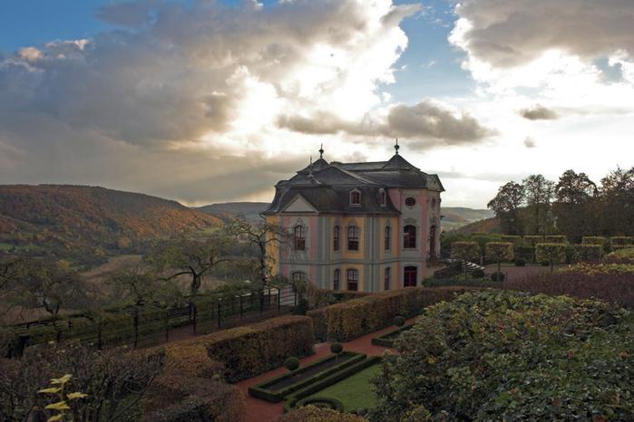 Замки Дорнбург-на-Заале 47495