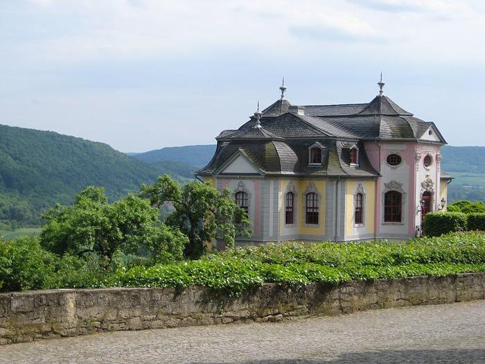Замки Дорнбург-на-Заале 29009