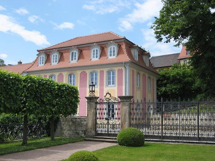 Замки Дорнбург-на-Заале 45052
