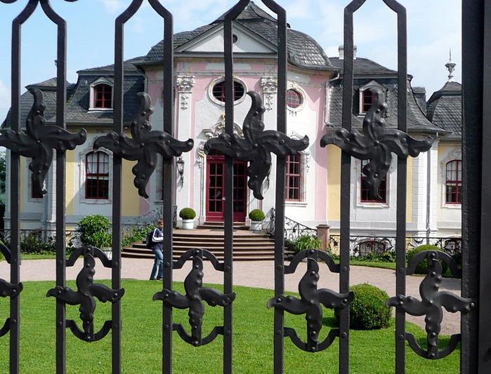 Замки Дорнбург-на-Заале 23241