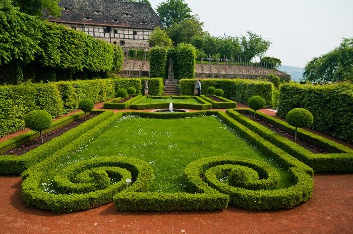 Замки Дорнбург-на-Заале 31846