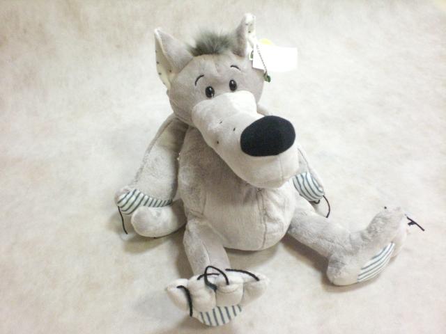 Игрушка волк своими руками фото