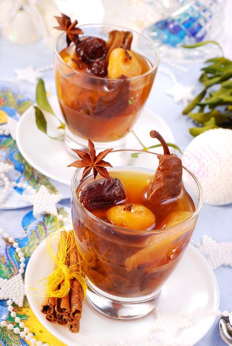 8. Имбирный чай с лимоном.