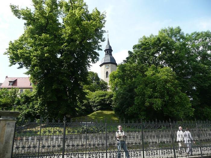 Замки Дорнбург-на-Заале 86464
