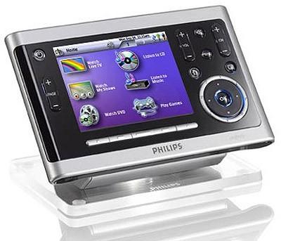 Переносной сенсорной панели Philips Pronto.