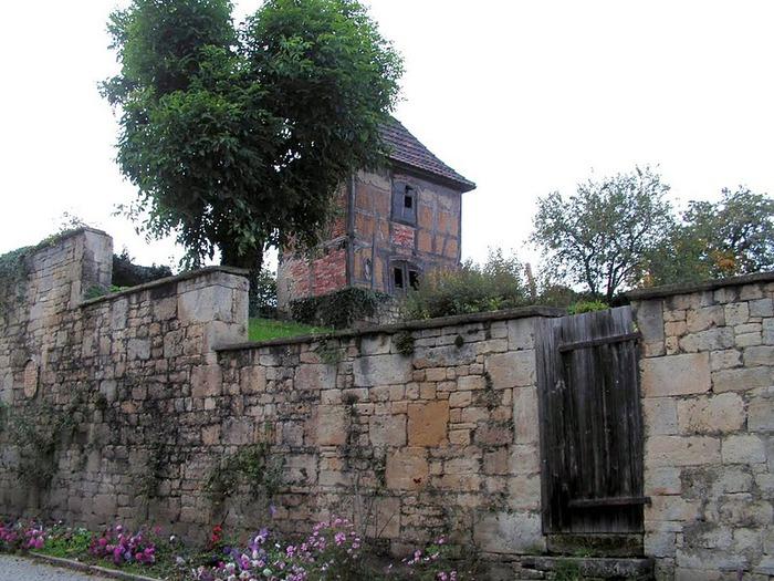 Замки Дорнбург-на-Заале 10754