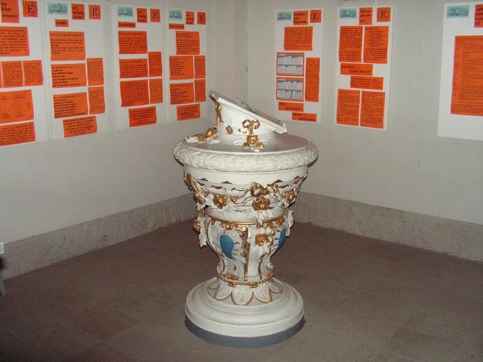 Замки Дорнбург-на-Заале 46262