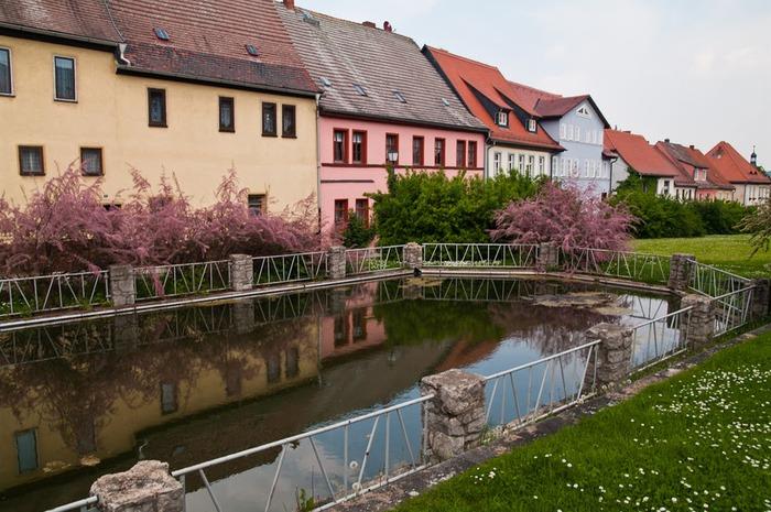 Замки Дорнбург-на-Заале 80708