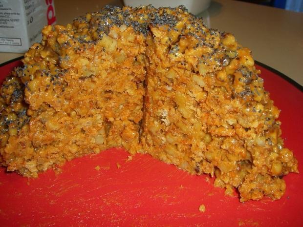 торт муравейник простой рецепт из печенья