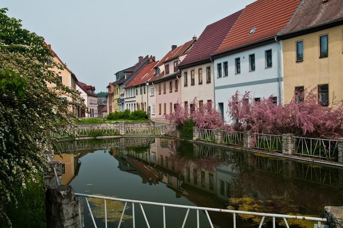 Замки Дорнбург-на-Заале 92804