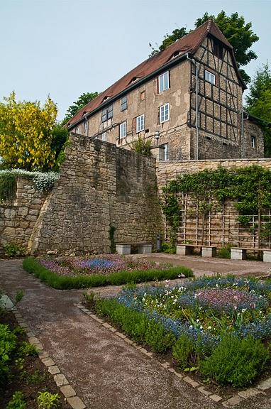 Замки Дорнбург-на-Заале 93427