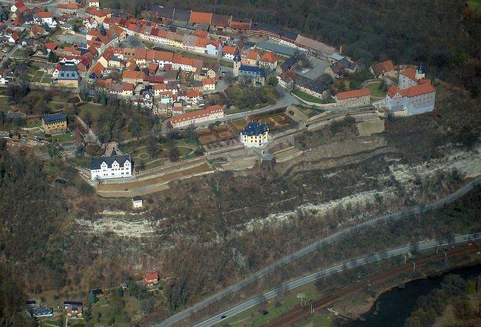 Замки Дорнбург-на-Заале 35836