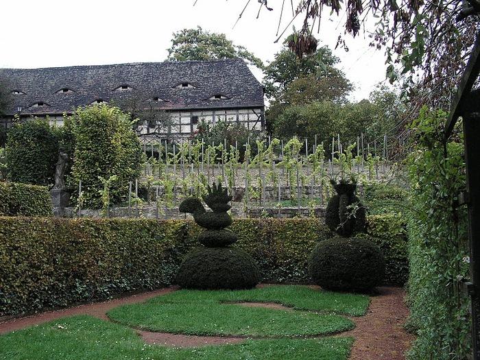 Замки Дорнбург-на-Заале 60038