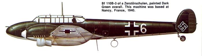 06 Bf 110 B цвет (700x195, 69Kb)