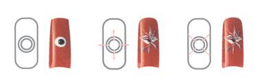 Дизайн ногтей лаком в домашних условиях видео