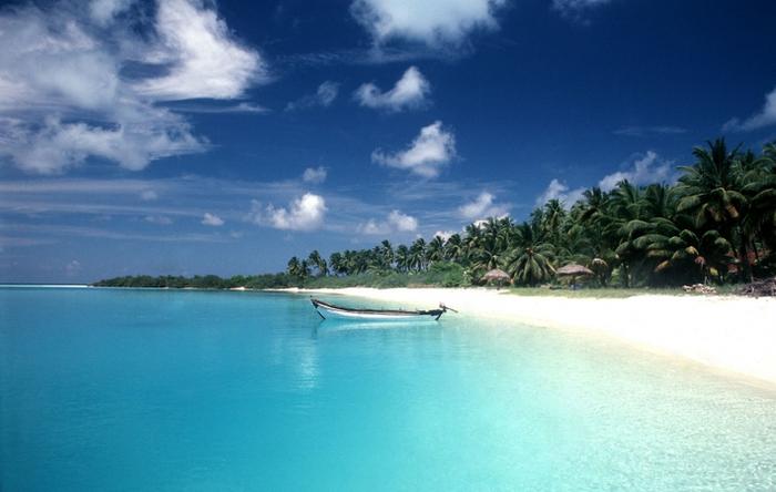 Великолепные пляжи Гоа