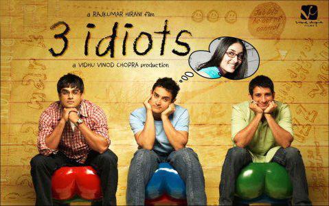 фильм Три идиота, постер (479x300, 187Kb)