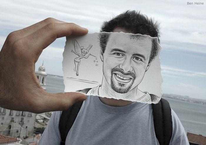 Как при помощи фотошопа сделать тату