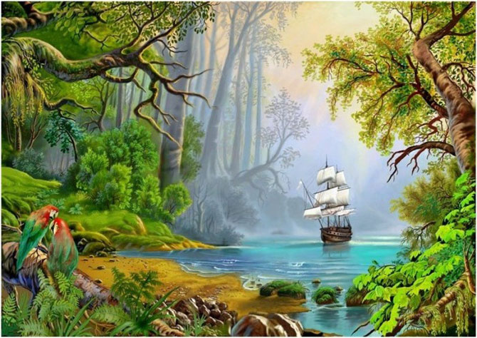 victor_cyganov_paintings_ (1) (670x474, 114Kb)
