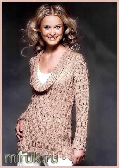 dlinnyj-azhurnyj-pulover (400x563, 64Kb)