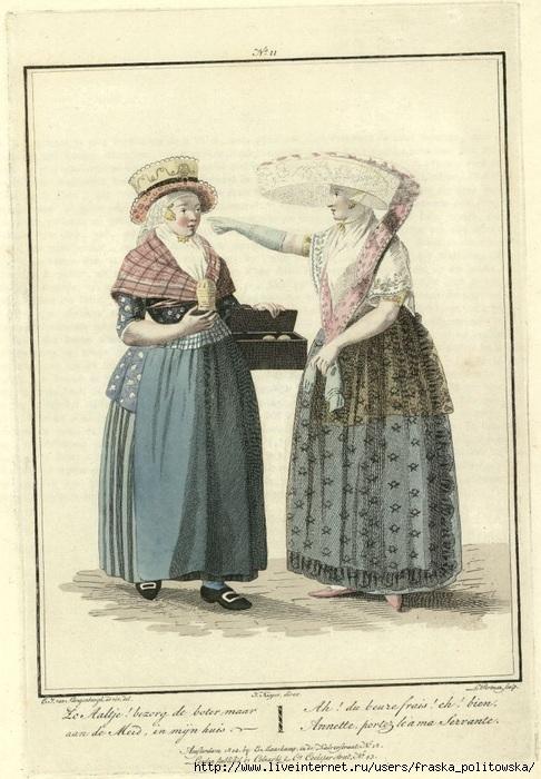 Costumes of the Batavian Republic 1803 g (486x700, 223Kb)
