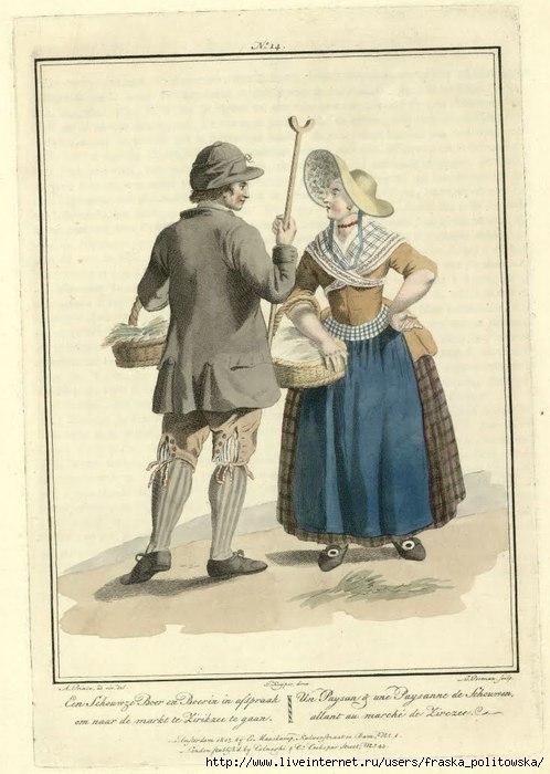 Costumes of the Batavian Republic 1803 j (498x700, 172Kb)