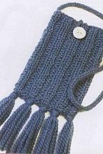 Эта модель, идеальная для первого в вашей...  Самая простейшая вязанная сумочка спицами.  Прочитать целикомВ.