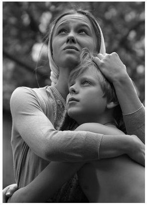 любовь матери к сыну (293x407, 25Kb)
